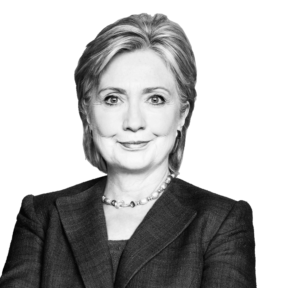Free download of Hillary Clinton  PNG Clipart