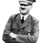 Now you can download Hitler PNG Icon