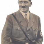 Grab and download Hitler In PNG