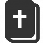 Free download of Holy Bible Transparent PNG Image