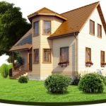 Download for free House High Quality PNG