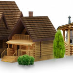 Grab and download House Transparent PNG Image