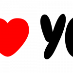 Now you can download I Love You  PNG Clipart