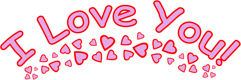 Download and use I Love You Icon Clipart
