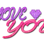 Download this high resolution I Love You PNG Picture
