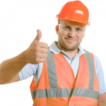 Grab and download Industrail Workers And Engineers In PNG