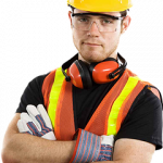 Grab and download Industrail Workers And Engineers Icon Clipart