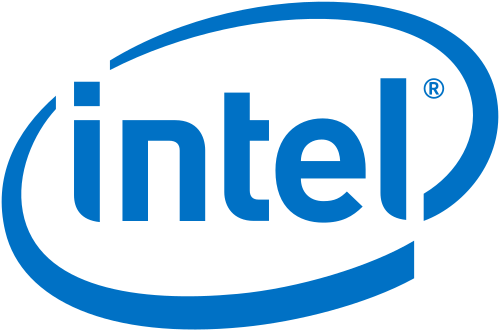 Free download of Intel In PNG