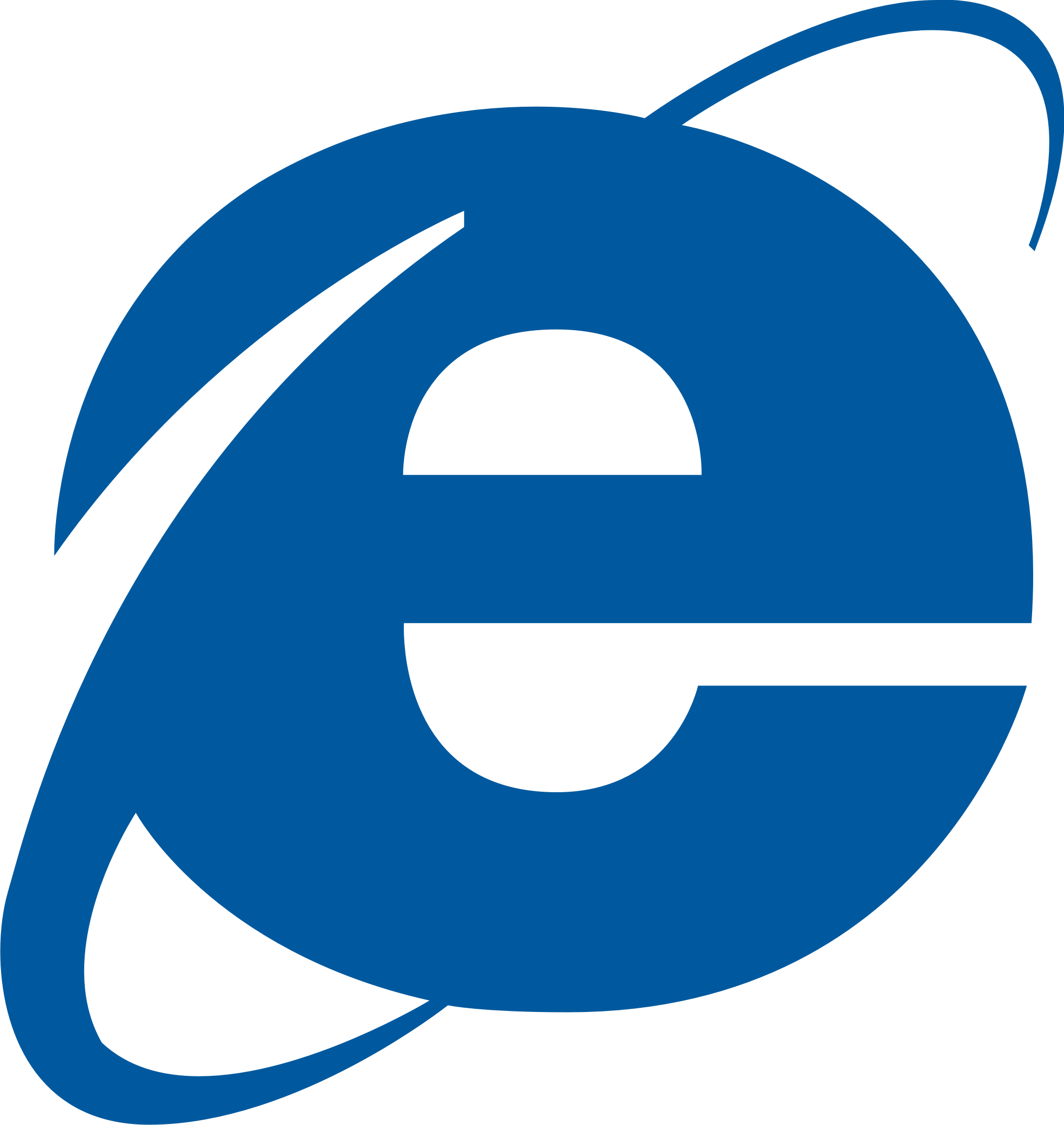 Download and use Internet Explorer Icon