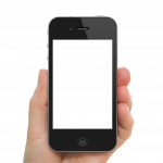 Download this high resolution Iphone Apple In PNG
