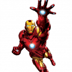 Free download of Ironman In PNG