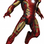 Free download of Ironman PNG Icon