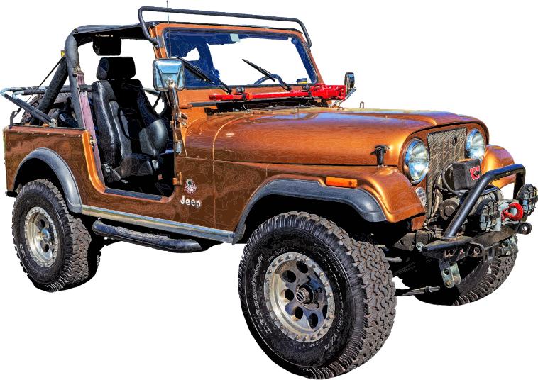 Download this high resolution Jeep  PNG Clipart