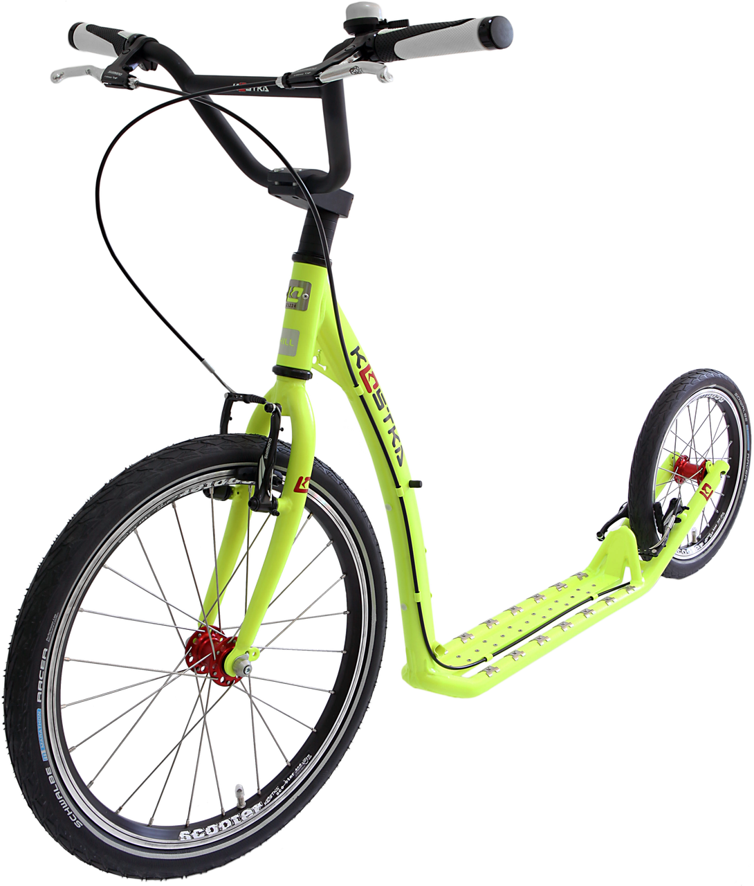 Best free Kick Scooter Transparent PNG File