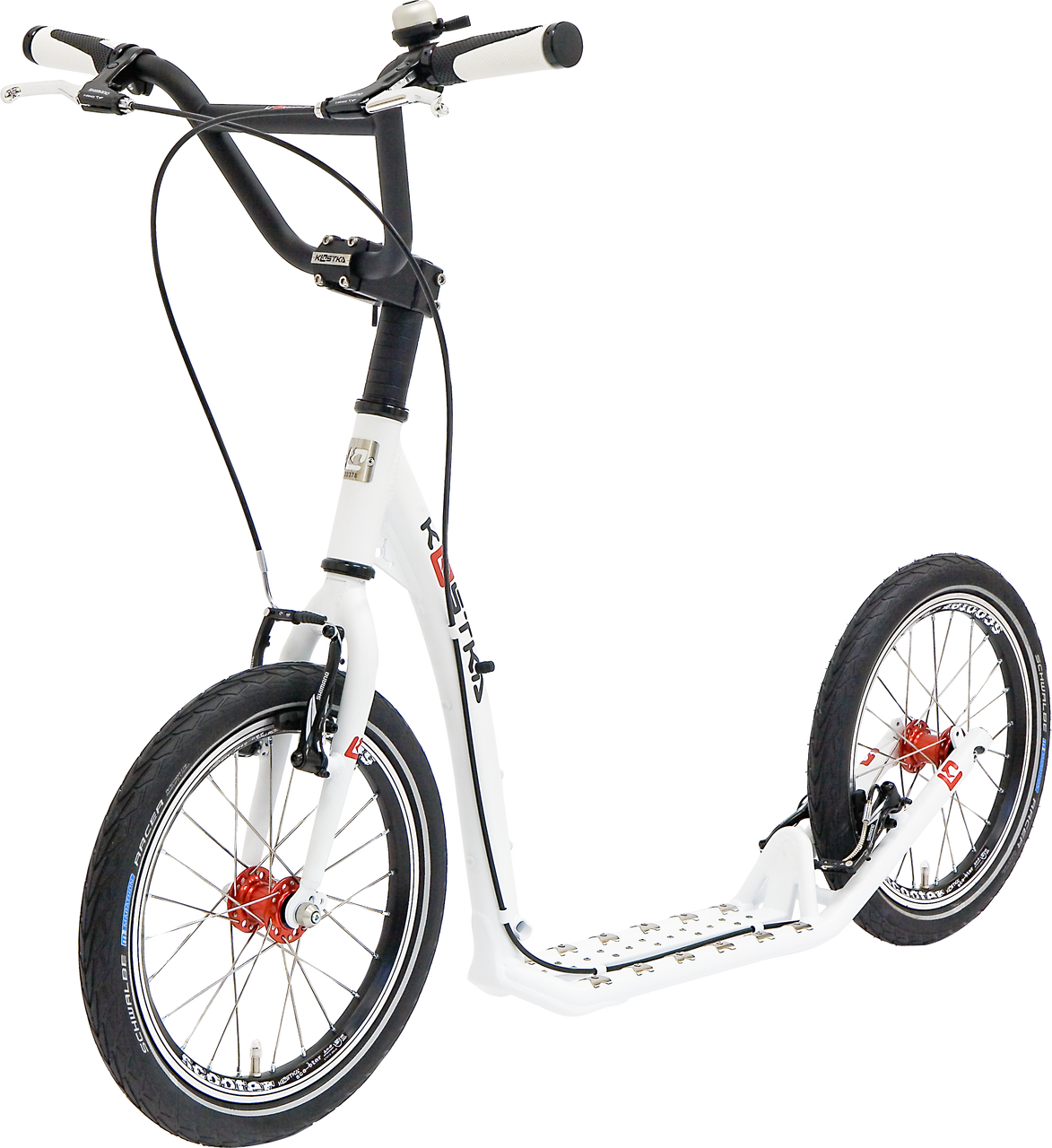 Free download of Kick Scooter Transparent PNG Image