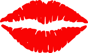 Now you can download Kiss Transparent PNG Image