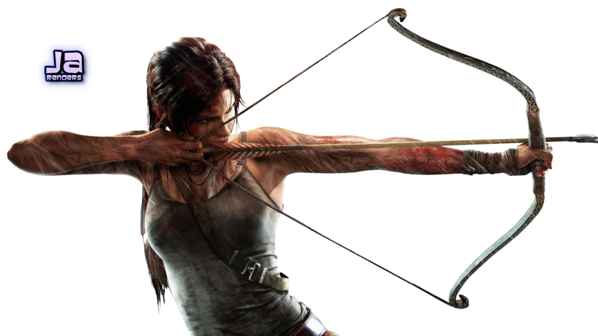 Download for free Lara Croft Icon Clipart