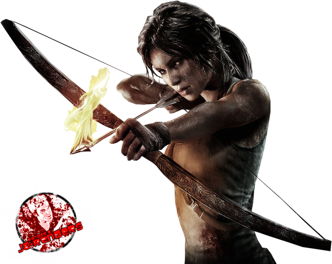 Free download of Lara Croft PNG Image Without Background