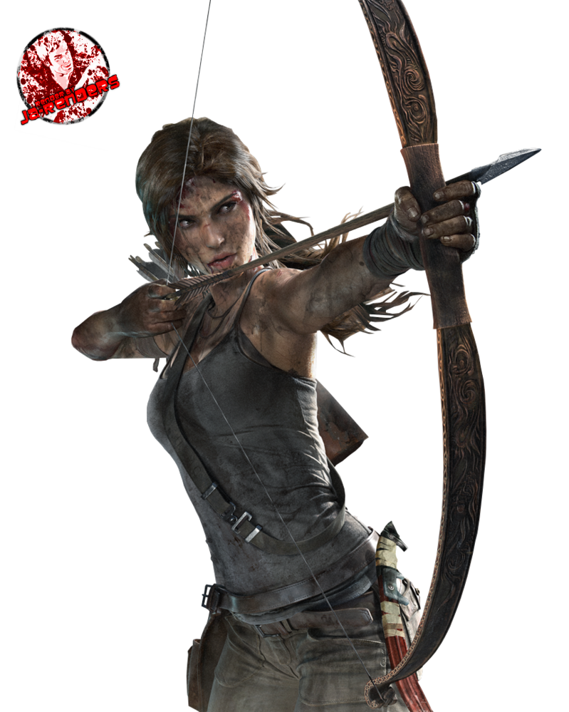 Download this high resolution Lara Croft PNG Picture