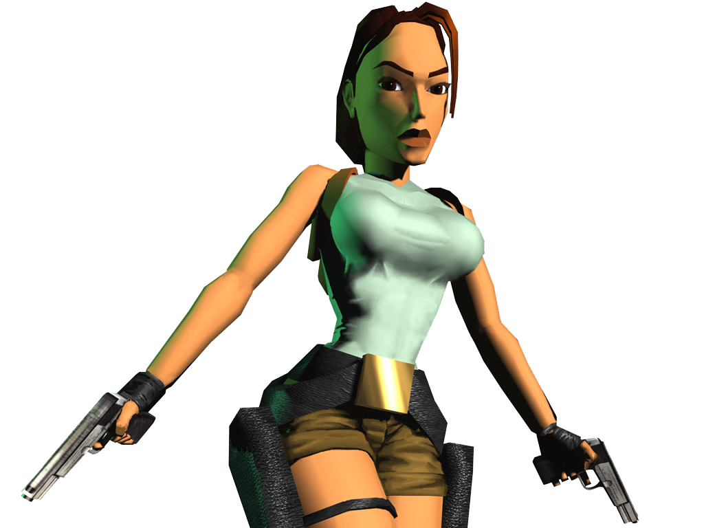 Best free Lara Croft PNG Picture