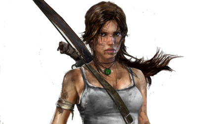 Free download of Lara Croft PNG Picture