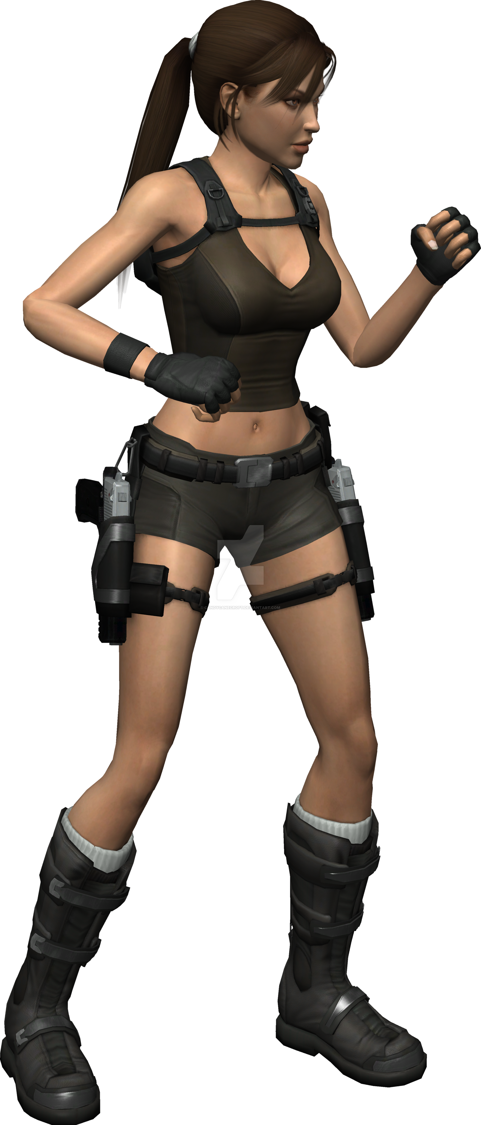 Download and use Lara Croft PNG Image