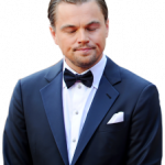 Free download of Leonardo Dicaprio PNG in High Resolution