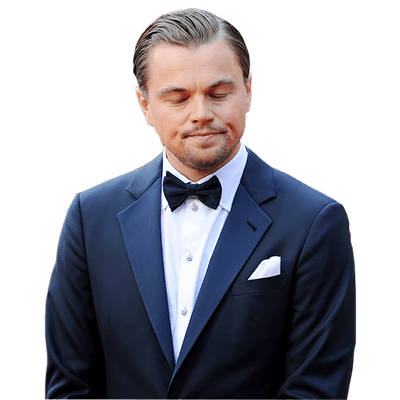 Grab and download Leonardo Dicaprio Icon Clipart
