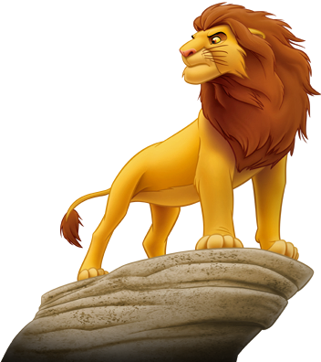Download for free Lion King Transparent PNG Image