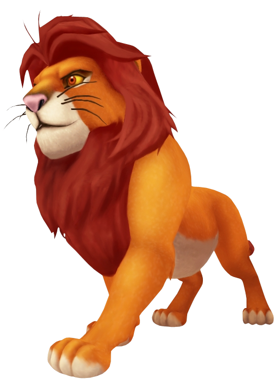 Best free Lion King Icon Clipart