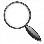 Now you can download Loupe Icon PNG