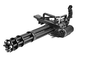 Free download of Machine Gun PNG Picture