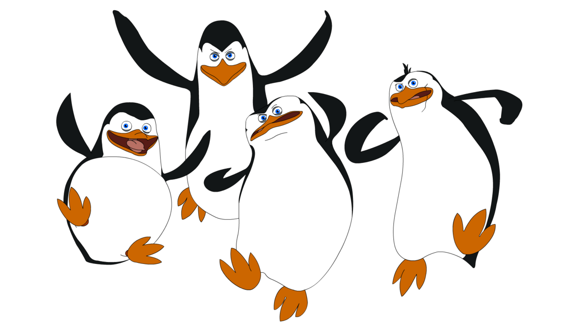 Madagascar Penguins Png Image Without Background Web Icons Png