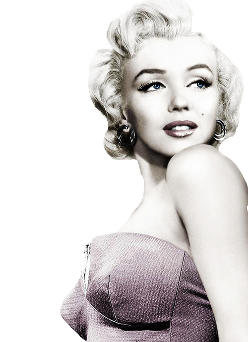 Now you can download Marilyn Monroe PNG in High Resolution