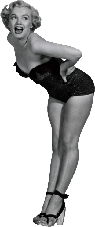 Download this high resolution Marilyn Monroe Icon PNG