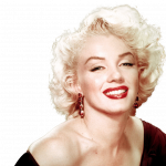Free download of Marilyn Monroe  PNG Clipart