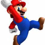 Download and use Mario Transparent PNG File