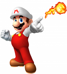 Download and use Mario Icon PNG