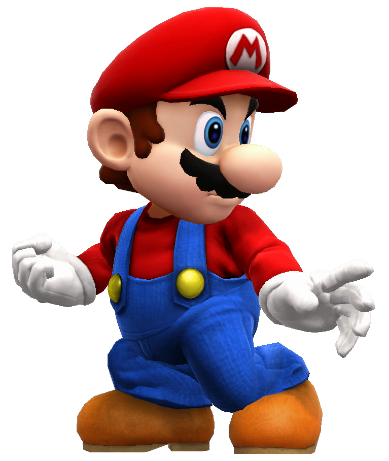 Download this high resolution Mario  PNG Clipart