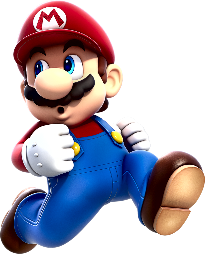 Free download of Mario PNG Image Without Background