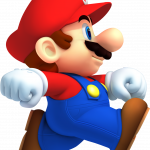 Grab and download Mario Icon