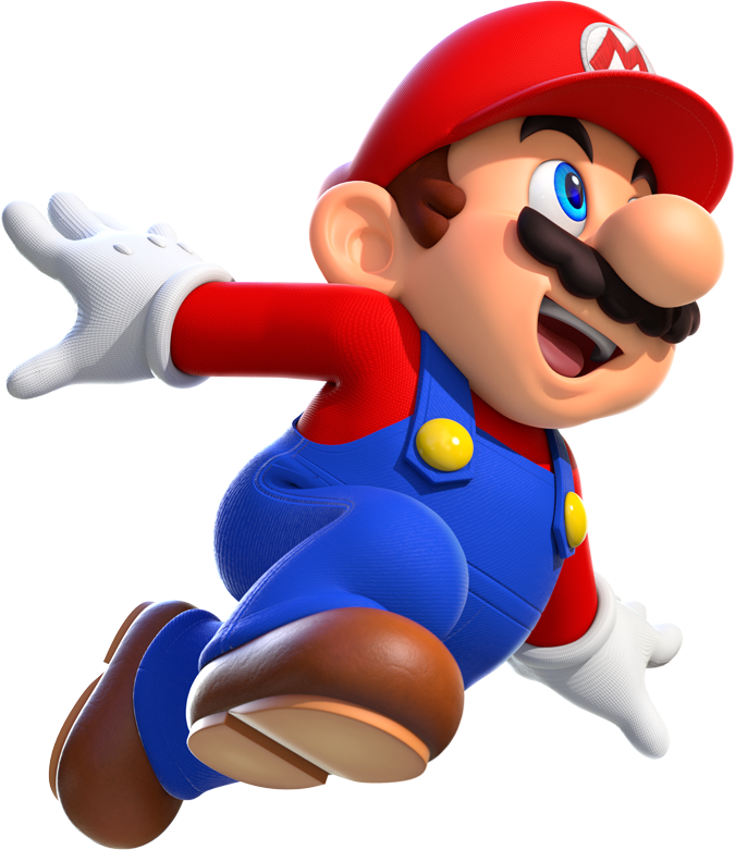 Grab and download Mario PNG Image