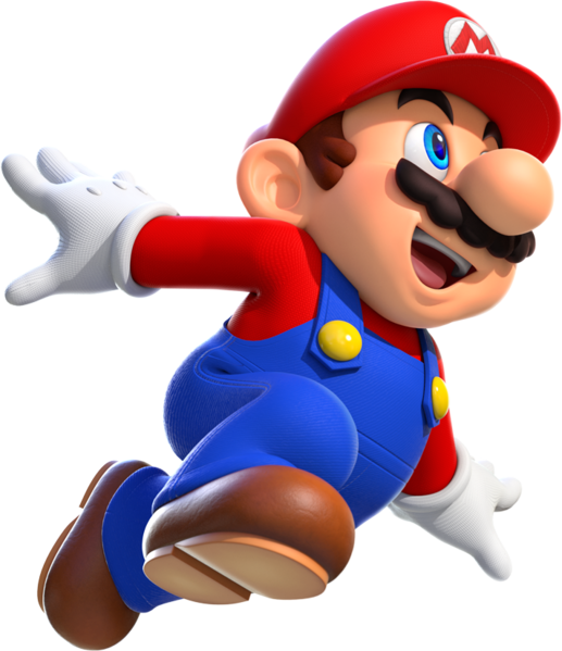 Best free Mario Transparent PNG Image