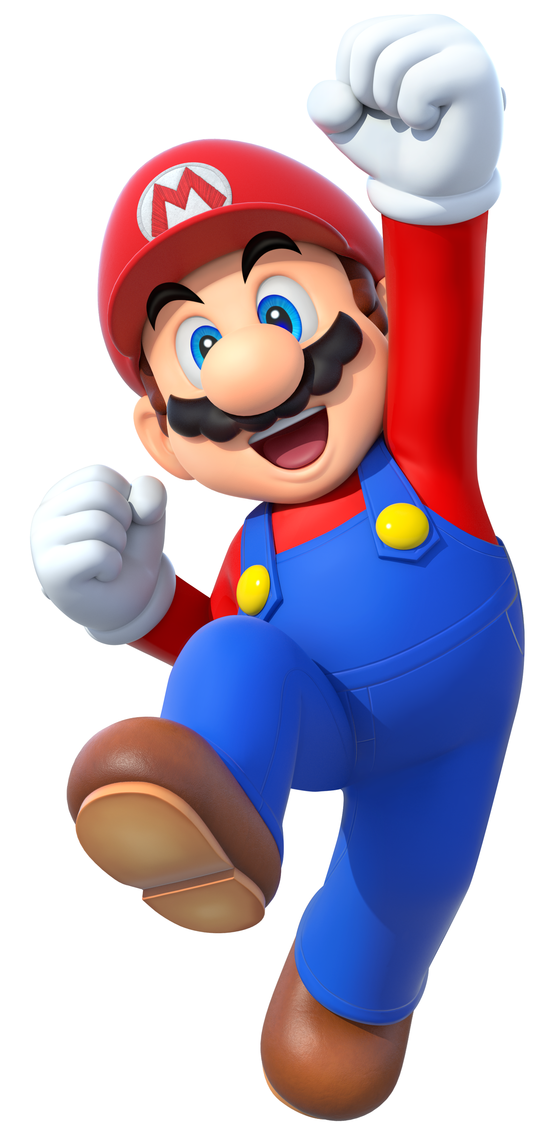 Free download of Mario PNG in High Resolution