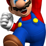 Free download of Mario Icon PNG