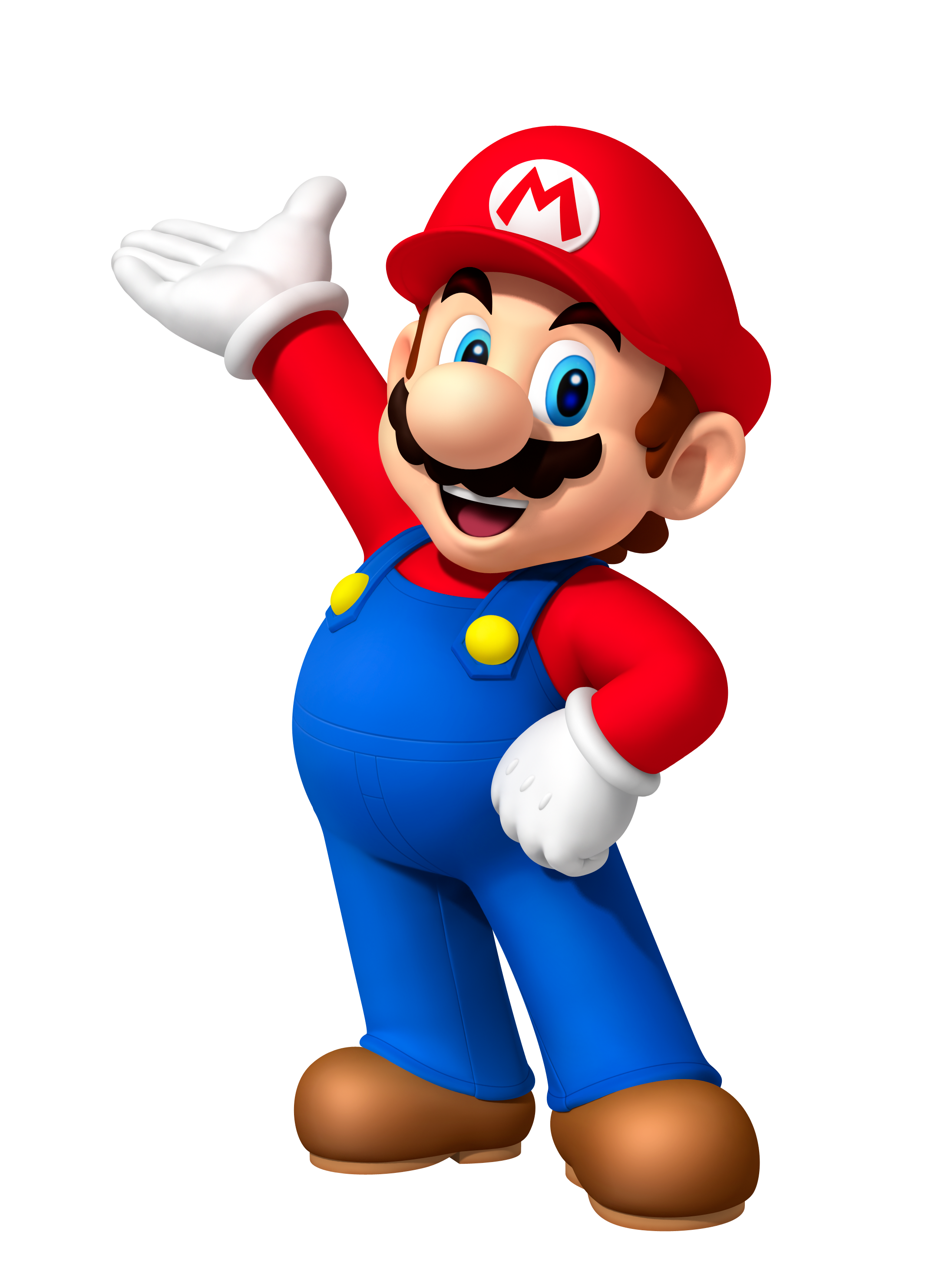 Download and use Mario PNG Picture