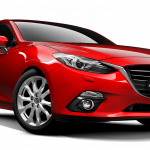 Download this high resolution Mazda Transparent PNG Image
