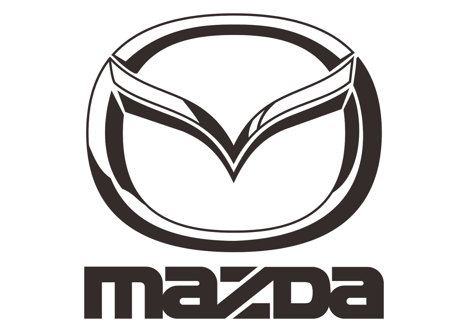 Now you can download Mazda  PNG Clipart