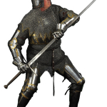 Free download of Medival Knight PNG Picture