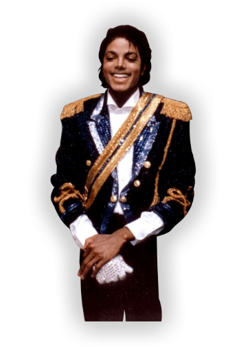 Download and use Michael Jackson PNG Picture